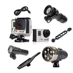 Cameras / Lights / Accessories