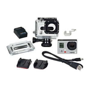 GoPro Mounts, Filters & Accessories